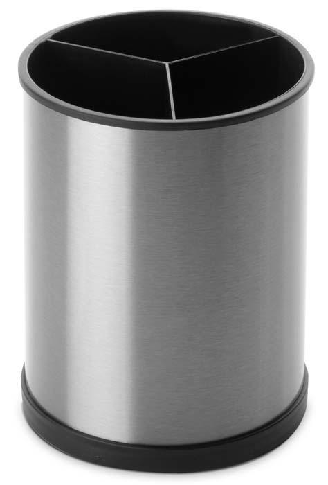 Купить Органайзеры для кухонных принадлежностей, IBILI Prisma Подставка для кухонных аксессуаров 14х18 см, Серебристый, Нержавеющая сталь