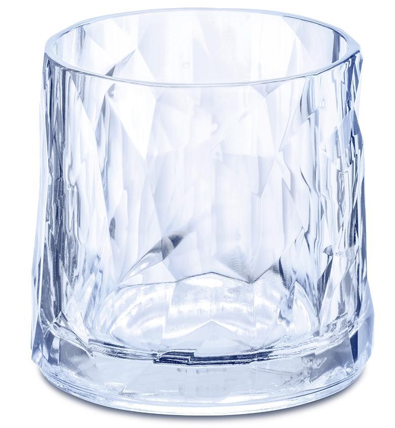 Купить Стаканы для воды, Koziol Стакан Superglas CLUB NO.2, 250 мл, синий, Синий, Пластик