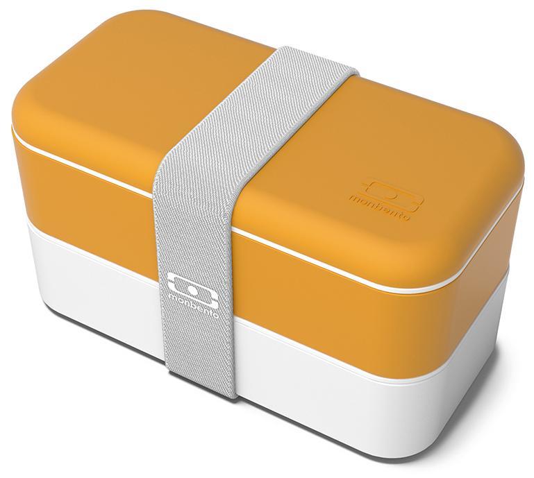 Купить Ланч-боксы, Monbento Ланч-бокс MB Original горчичный, Желтый, Пластик