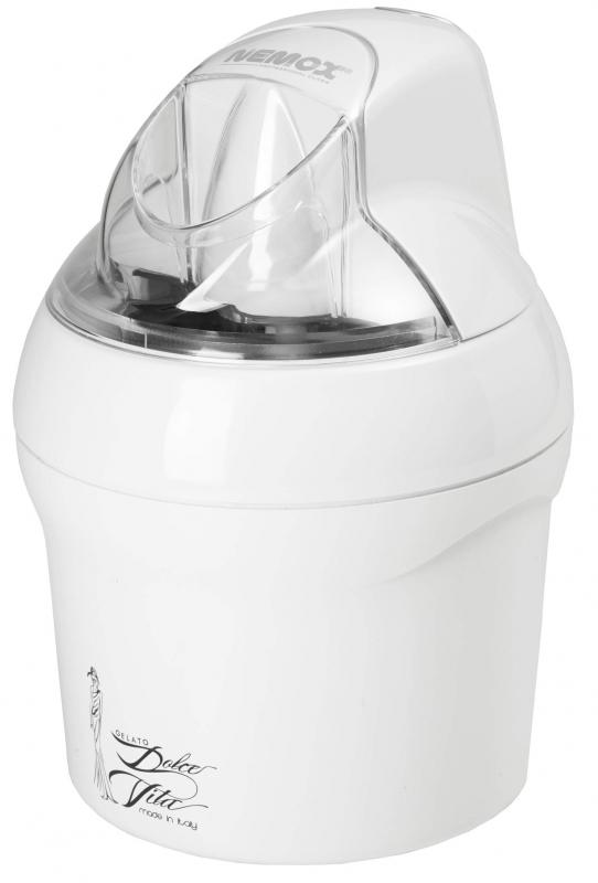 Купить Мороженицы, Nemox Dolce Vita Мороженица 1.5L White, Белый, Пластик