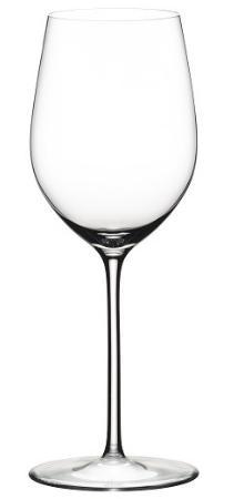 Купить Бокалы для красного вина, Riedel Sommeliers - Фужер Bordeaux White 350 мл хрусталь 4400/0, Белый, Хрустальное стекло