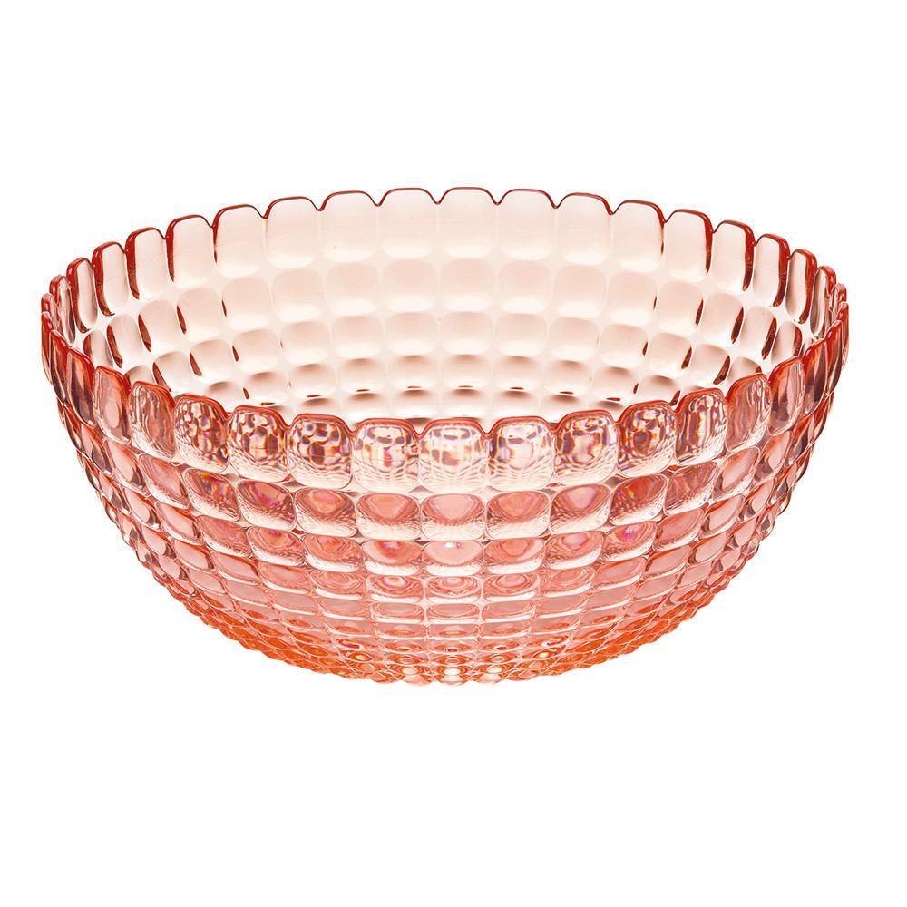 Купить Салатники, Guzzini Салатница Tiffany L коралловая, Коралловый, Пластик