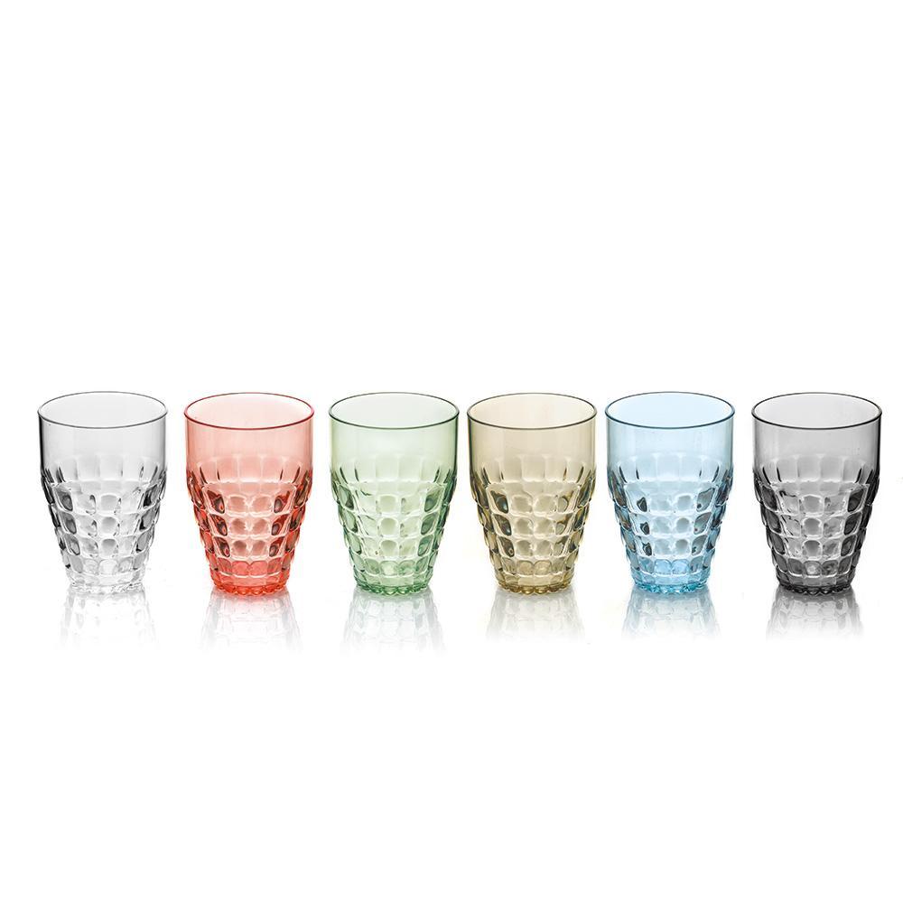 Купить Наборы бокалов для воды, Guzzini Набор из 6 бокалов Tiffany, Пластик
