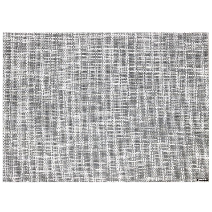 Купить Коврик для сервировки, Guzzini Коврик сервировочный Tweed серый, Серый, Пластик