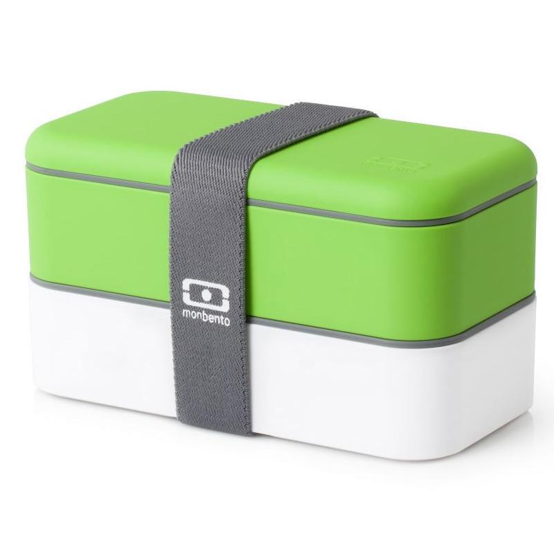 Купить Ланч-боксы, Monbento Ланч-бокс Original зеленый, Зеленый, Пластик